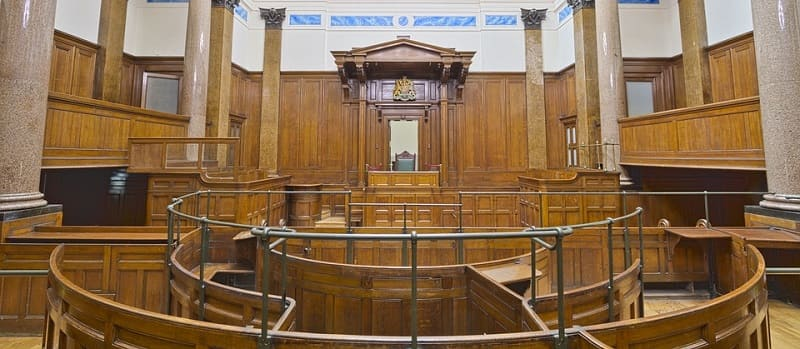 Courts shoule be for Common Law only - not Maritime Law